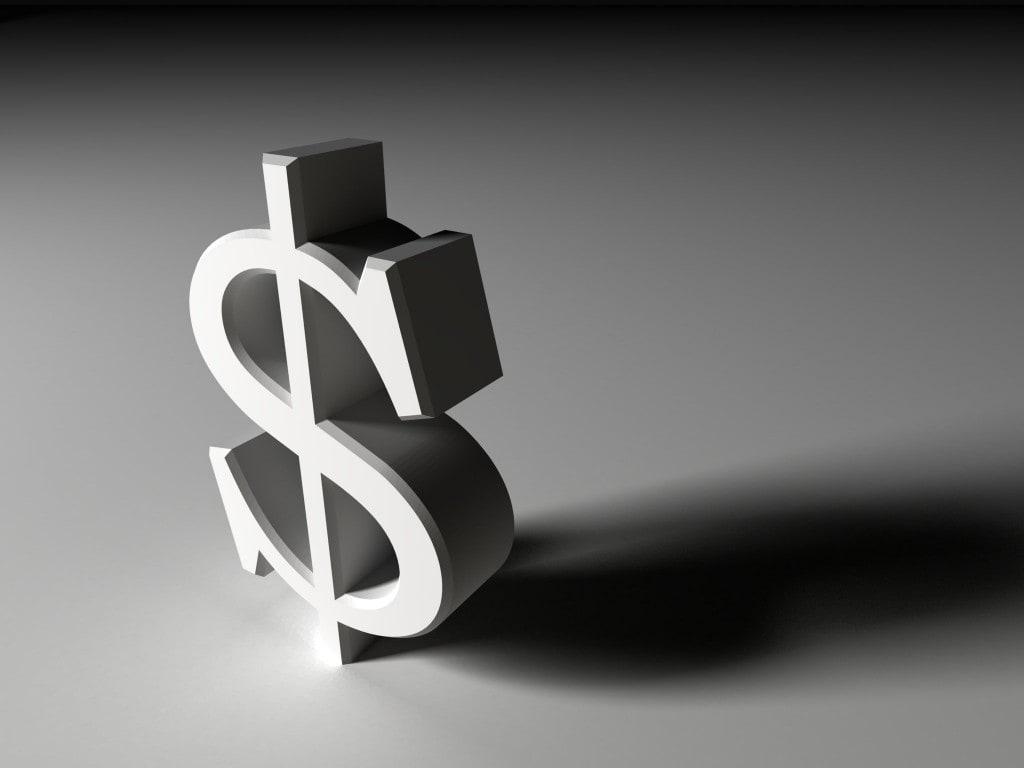 signe de dollar