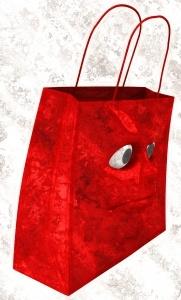 sac d'achat