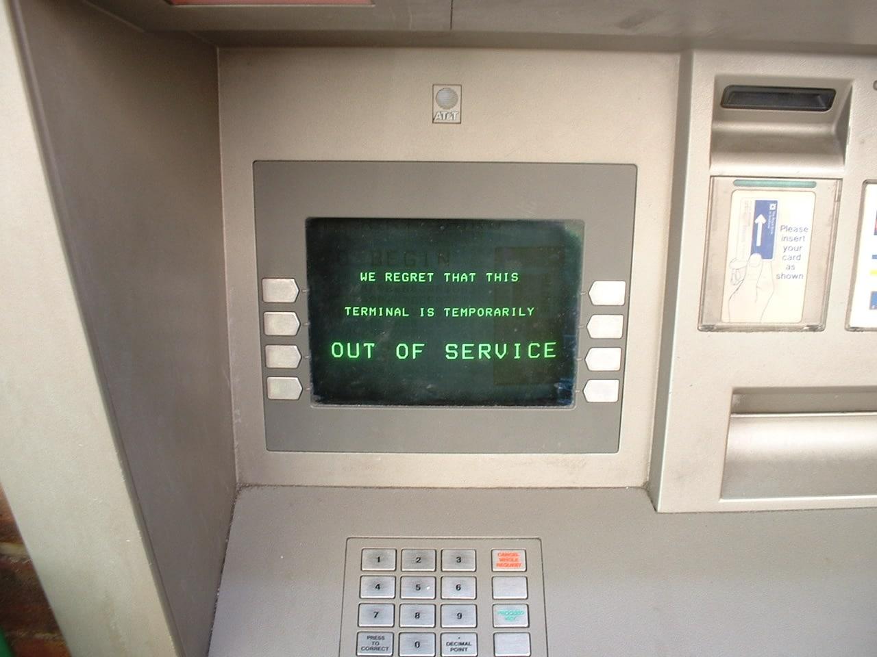 guichet automatique